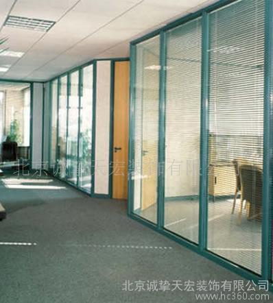 北京办公隔断直销/办公玻璃隔断 办公屏风隔断 办公室隔断