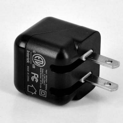 Apple/苹果CUL认证充电器5v1a折叠插脚usb充电器 单口usb充电器 筛子充电器 etl充电器usb