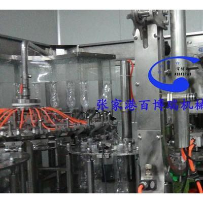 碳酸饮料生产线、PET瓶装含气饮料设备(BBR-90)饮料机