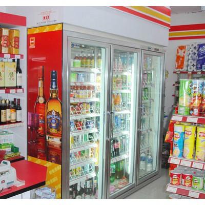 供应订做 批发饮料冷柜 不锈钢饮料冷柜