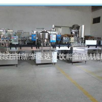 河北石家庄小型饮料机械、饮料设备、饮料生产线