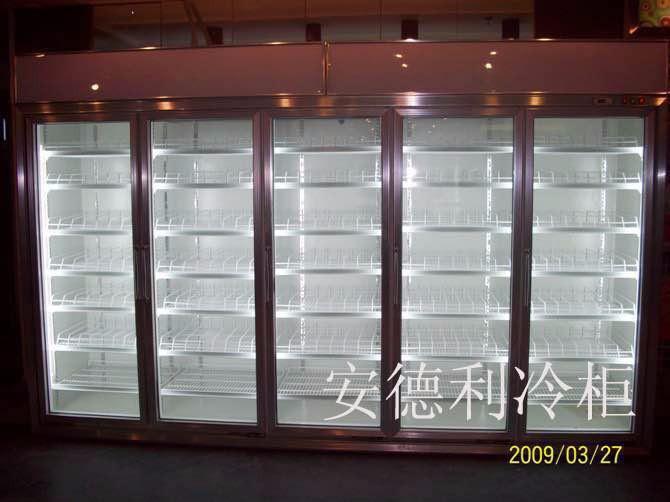 供应安德利直销定制饮料冷柜  饮料冷藏冰柜  设计饮料柜 厂家风冷饮料柜