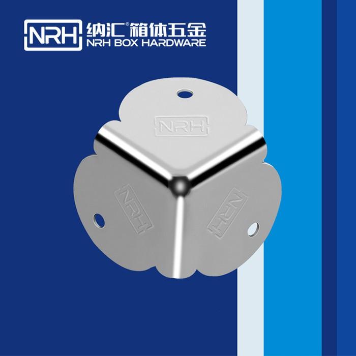 纳汇/NRH7303-32 重型木箱包角 铁箱包角 工具箱包角 角码 箱包五金包角